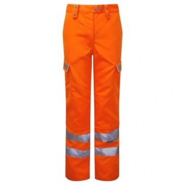 Pulsar PR336LDS  Rail Spec Ladies Combat Trouser (High Vis Orange)
